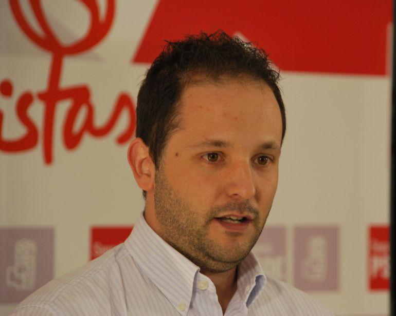 Alberto Serna, secretario de organización y viceportavoz PSOE
