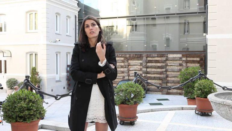 La cuellarana Rebeca Minguela, única española reconocida como Joven Líder Mundial