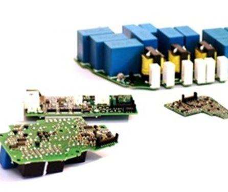 Sistema de carga, uno de los elementos fabricados en esta empresa.