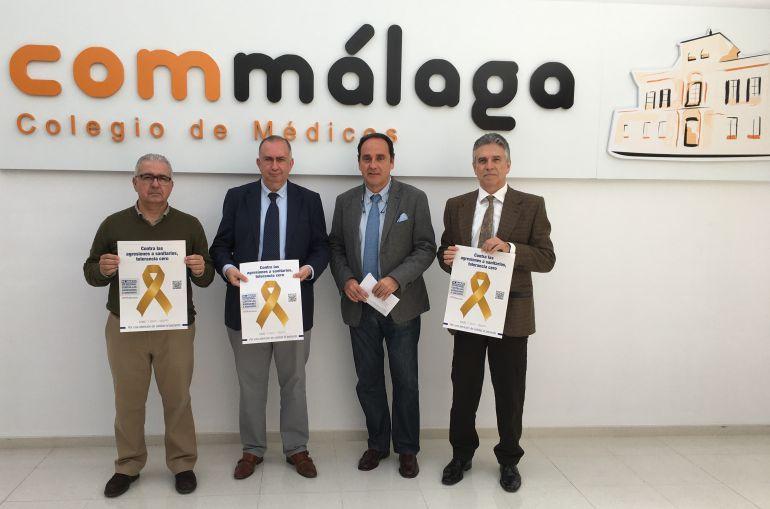 Repunte de agresiones entre los médicos de Málaga: Repunte de agresiones entre los médicos de Málaga