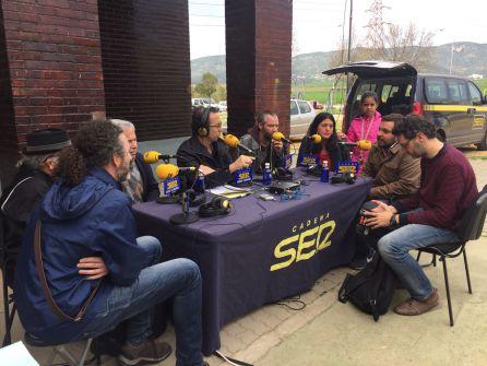 Córdoba Hoy por Hoy ha reunido a algunos de los colectivos que trabajan por el barrio de Las Palmeras