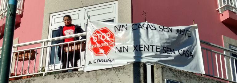 A Coruña: El partido judicial de A Coruña sigue soportando dos desahucios diarios