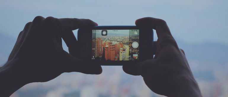 No cometas estos errores al hacer fotos con el móvil