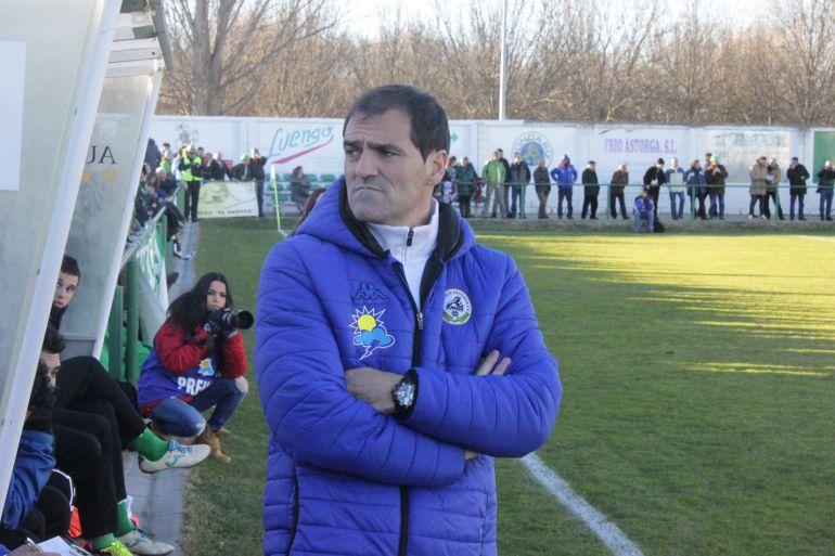 Paulino ha dejado el banquillo del Atlético Astorga