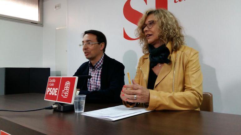 El PSOE acusa a la Junta de Castilla y León de olvidar a Salamanca