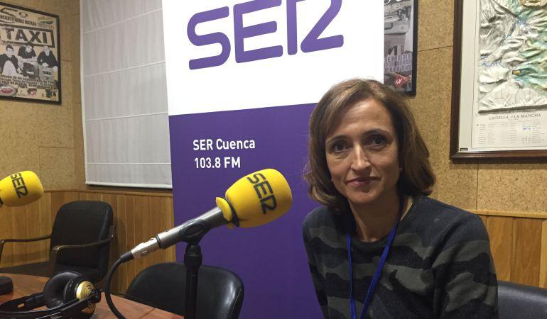 """Carmen Mota, uno de los arquitectos del grupo """"Cuenca [In] accesible por naturaleza"""""""