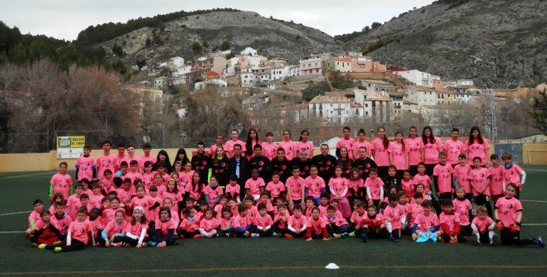 Cuenca: El clínic de fútbol Paula Sanz recaudará dinero para ayudar a Judith