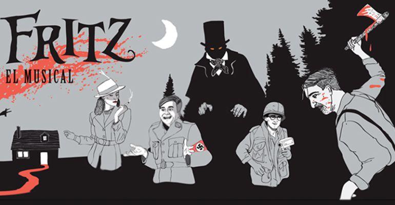 """""""Fritz, el musical"""" se estrena en el Teatro Arlequín"""