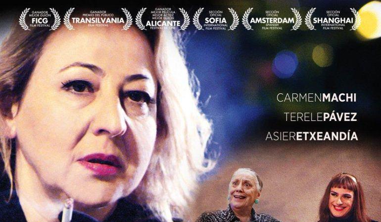 La película 'La puerta abierta' es la elegida para el 'cine en el teatro' de Leganés