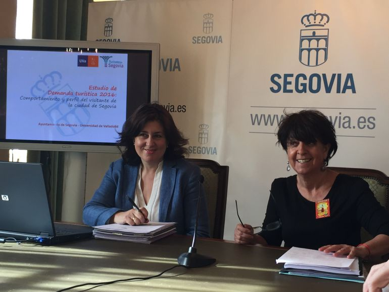 La UVa y el Ayuntamiento de Segovia continúan colaborando en el análisis de la coyuntura turística.