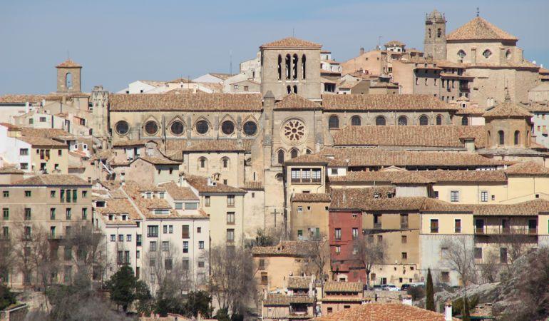 El Casco Antiguo de Cuenca