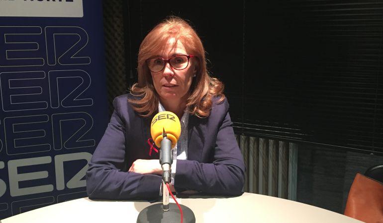 Yolanda Sanz, alcaldesa de El Molar
