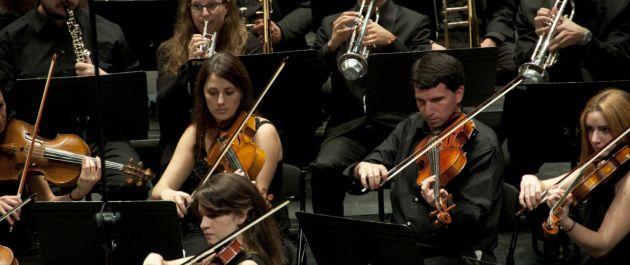 La orquesta universitaria repasa algunas de sus mejores piezas