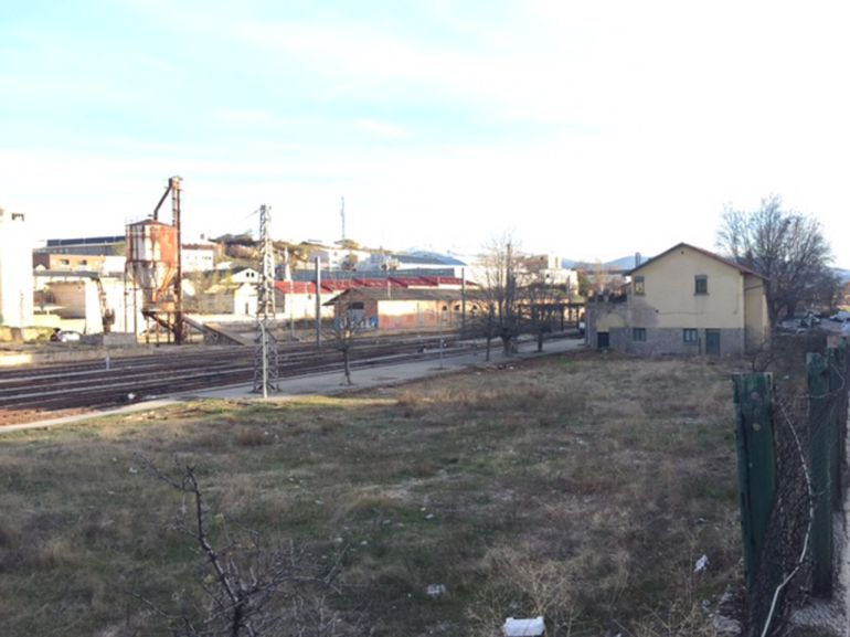 La nueva estación de autobuses estaría ubicada en la zona de la antigua estación de ADIF