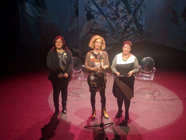 Entrega del II Premio Mujer y Tecnología a Núria Salán