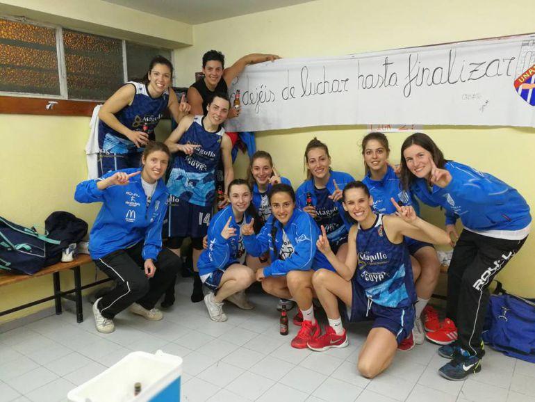 El CP Unami, campeón de la Primera División femenina