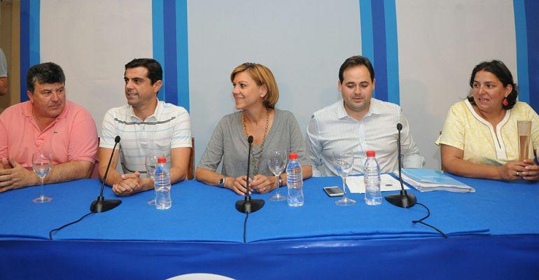 Junta directiva del PP de Albacete