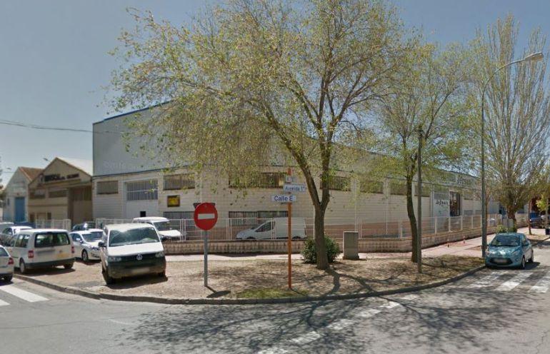 Planta de GES en Albacete en el Polígono de Campollano
