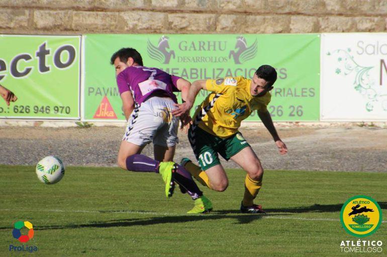 El CD Guadalajara asalta el ´Paco Gálvez´ de Tomelloso (1-2)