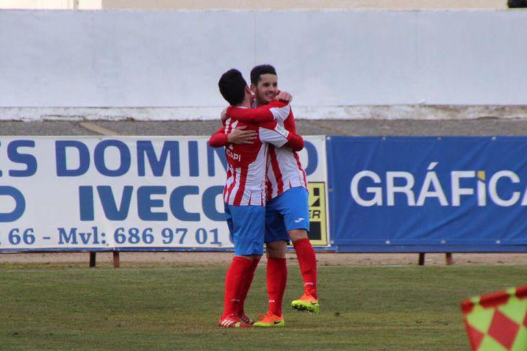 El CD Pedroñeras sorprende al CF Talavera (1-1)