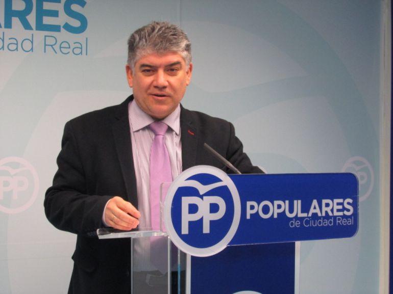 """Cotillas: """"Tengo mucha ilusión por trabajar en la dirección provincial del PP"""""""
