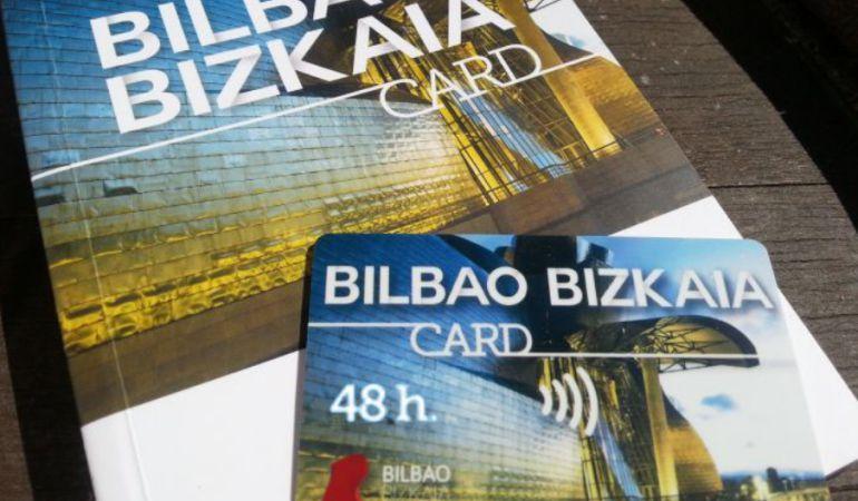 En verano vuelve la tarjeta turística de Bizkaia