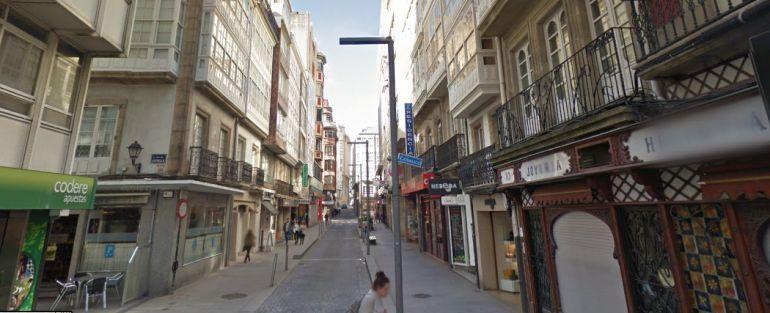 A Coruña: El apuñalado en San Andrés ha sido dado de alta