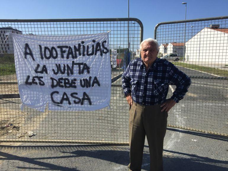 """Carlos Albéniz, afectado por el """"Casa por casa"""""""