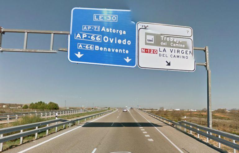 Atropello en León: Un joven fallecido y otros dos heridos tras ser atropellados en la LE-30