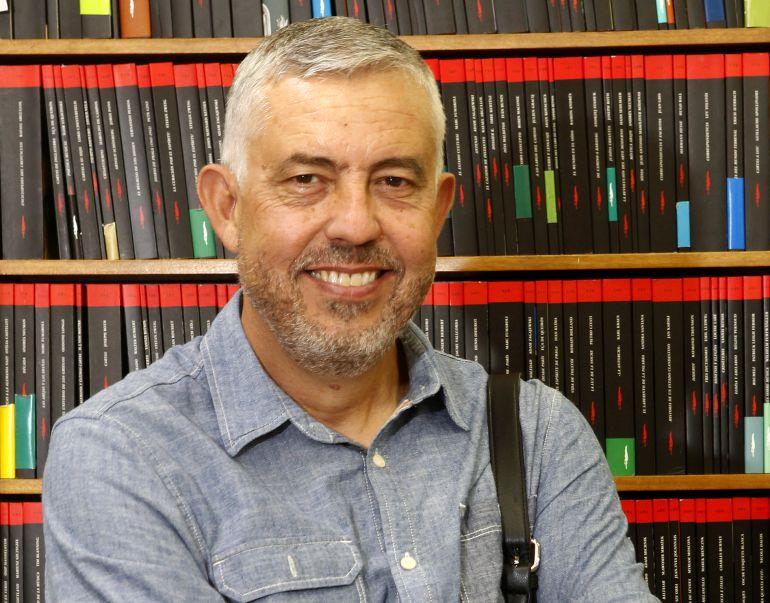 Pepe Belmonte, catedrático de Literatura en la UMU