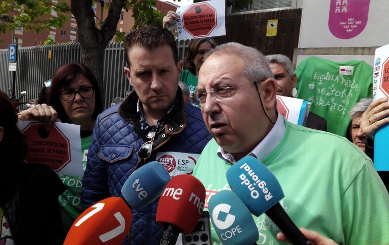 Convocan una huelga para el día 28 contra los conciertos de Bachillerato y FP