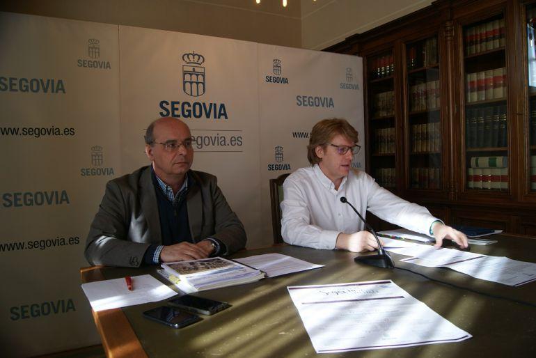 Presentación del Día del Árbol y Segovia Educa en Verde