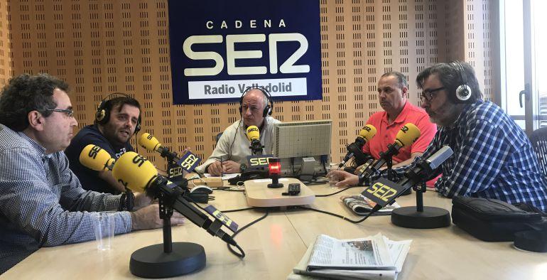 Fernando de la Fuente, Bailador, Tornadijo, Rojí y José Anselmo