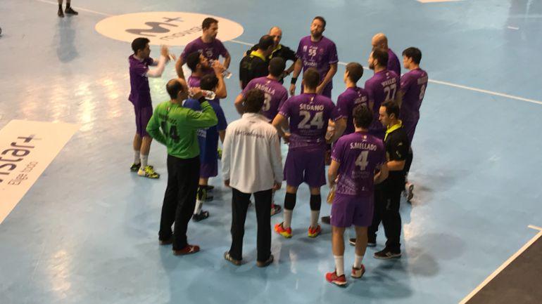 El BM Guadalajara eliminado de la Copa del Rey