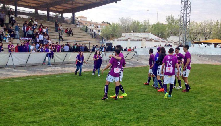 El Guadalajara gana en Tomelloso (1-2) para seguir a 4 puntos del Villarrubia