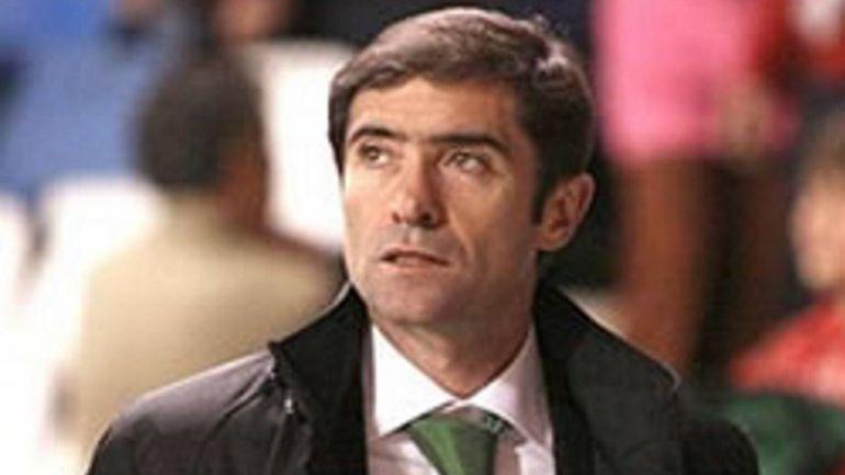 Marcelino García Toral y Pablo Machín, los que más gustan, con Valerón en el cuerpo técnico