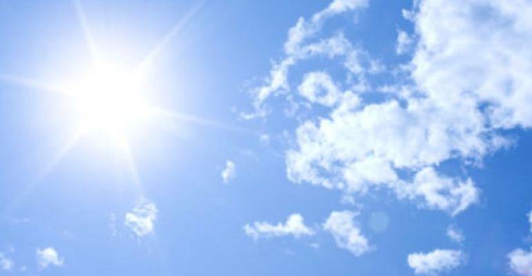 Hoy tendremos cielos con nubes y claros sin riesgo de lluvias