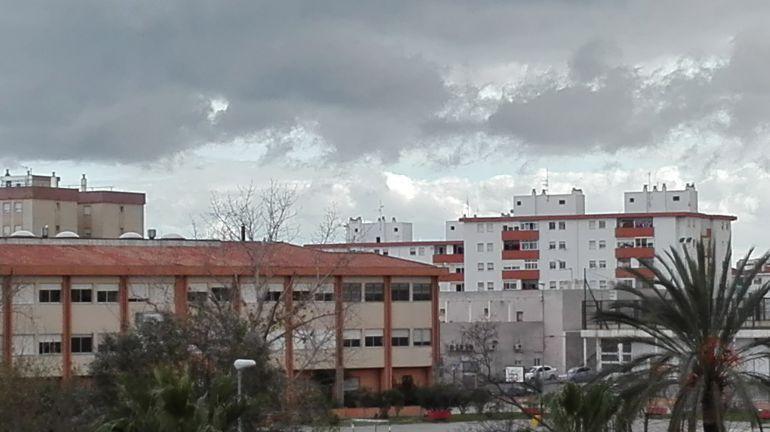 Barrio de El Saladillo en Algeciras