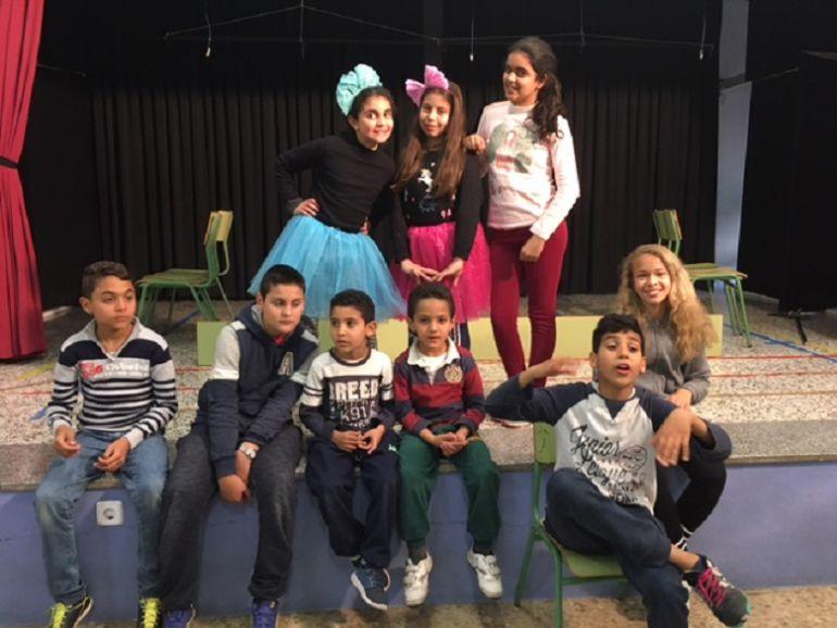 Teatro en los centros educativos