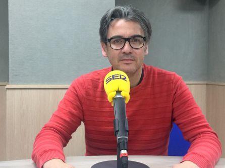 Manolo Pastor, presidente del C. Bm. Fem. Elda
