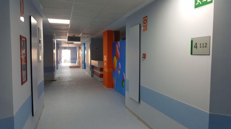 Obras en el que volverá a ser el Hospital de Traumatología de Granada