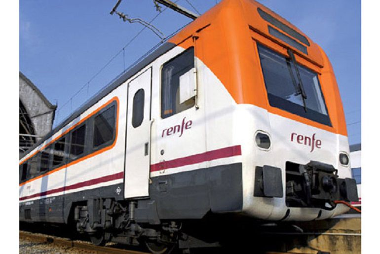 Tren media distancia