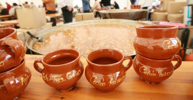 Tradicional Cocido Popular de Tres Cantos con motivo del 21 de marzo