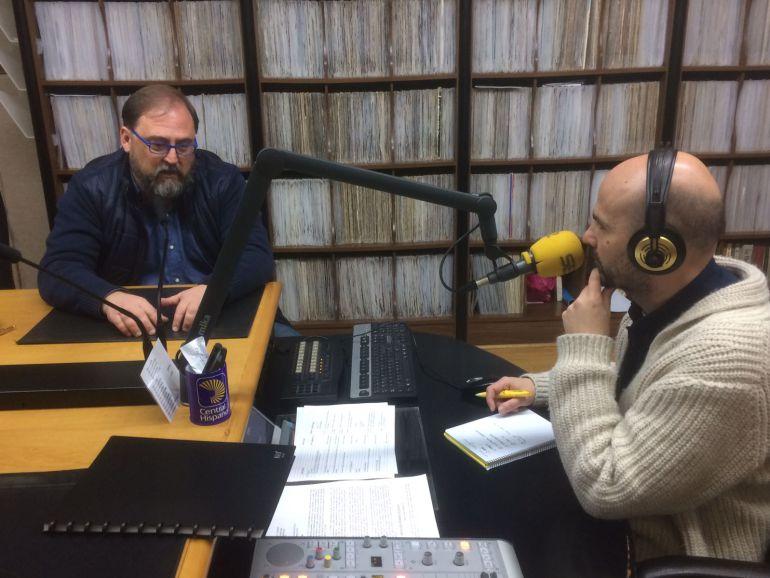 El portavoz de UPyD-Centrados en Segovia, Cosme Aranguren, ha pasado por los micrófonos de Hoy por Hoy.