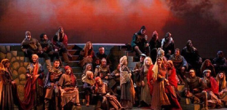 Orfeo y Eurídice hacen parada en Sevilla