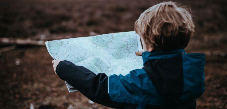 Viaja sin conocer tu destino ni controlar tu ruta