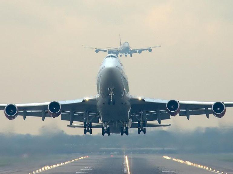 La aeronáutica andaluza en misión comercial