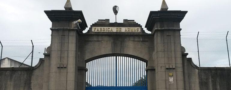 A Coruña: Fábrica de armas, peligro de retirada de una salida de futuro