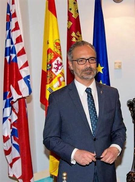 José Moreno, alcalde de Caravaca de la Cruz y vicepresidente de la Comisión de Turismo, Empleo y Desarrollo Local de la Federación de la Región de Murcia (FMRM).
