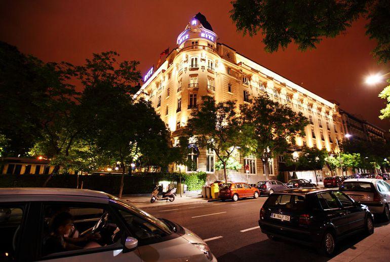 Se fue sin pagar en 13 hoteles de lujo de la capital for Hoteles lujo madrid